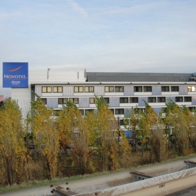 "Novotel Brussels Airport ""1996"""