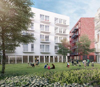 """Voormalige CM-site – Kortrijk """"2019"""""""