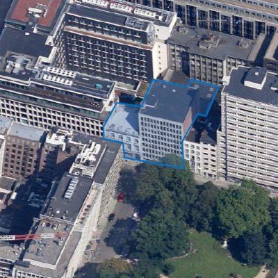 """Square de Meeus 26-27-28 – Brussel """"2016"""""""