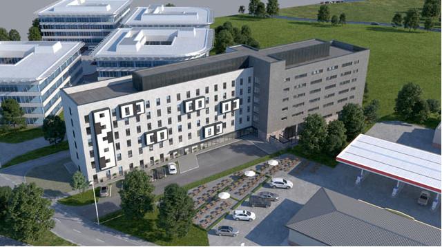 Ibis Styles Hotel Machelen