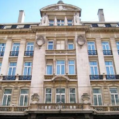 """Astoria Hotel Brussels """"1999"""""""