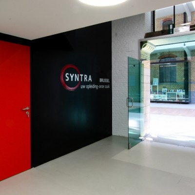"""Syntra – Tour & Taxis """"2012"""""""