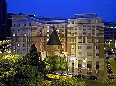 "Novotel Place Sainte Catherine – Brussels ""1996"""