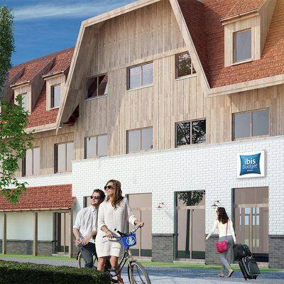 "Ibis Budget Hotel Knokke ""2018"""