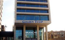 """Golden Tulip Antwerp """"2011-2012"""""""