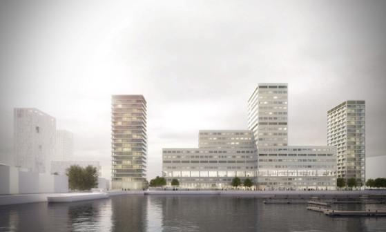 Woontoren W2 – Antwerpen
