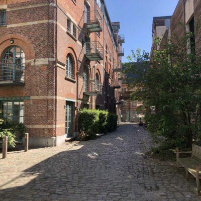 Dorp in de stad – Hessenplein